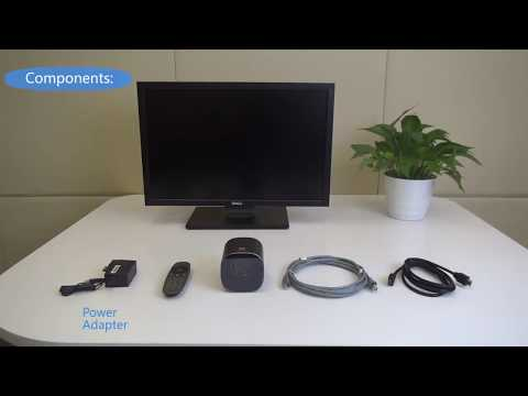 Huawei TE10 Videoconferencing Endpoint Installation Tutorial