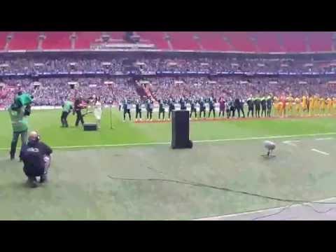 Faryl Smith GoPro Video 'A Day at Wembley Stadium' (PlayOffs 2015)