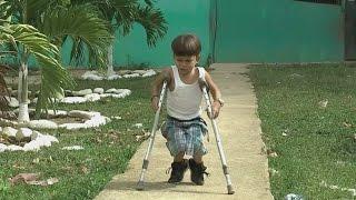 La historia de un niño hondureño que llegó hasta la presindecia thumbnail