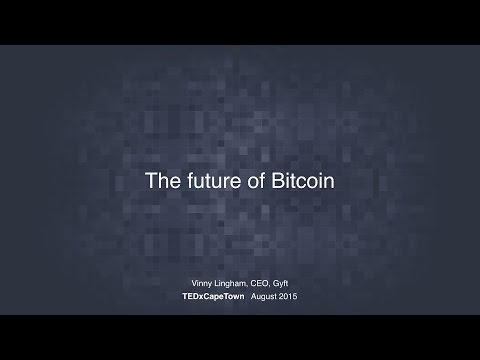 The Future of Bitcoin by Vinny Lingham