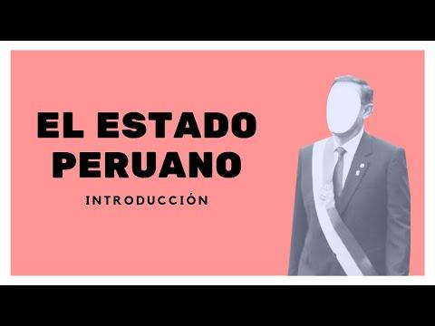el-estado-peruano:-¿qué-es-y-cómo-se-organiza?