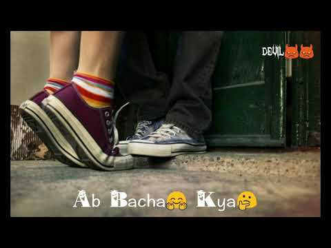 WhatsApp status video || Main tera dhadkan teri || KK || Bollywood song