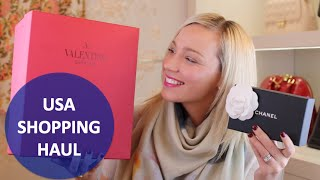 One of Angela Ceberano's most viewed videos: USA Shopping Haul - Chanel, Valentino, LV & More!