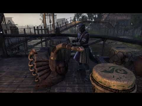 TESO Murkmire Bard Songs - Shu na tei, Ballet of Regrets (Male voice)