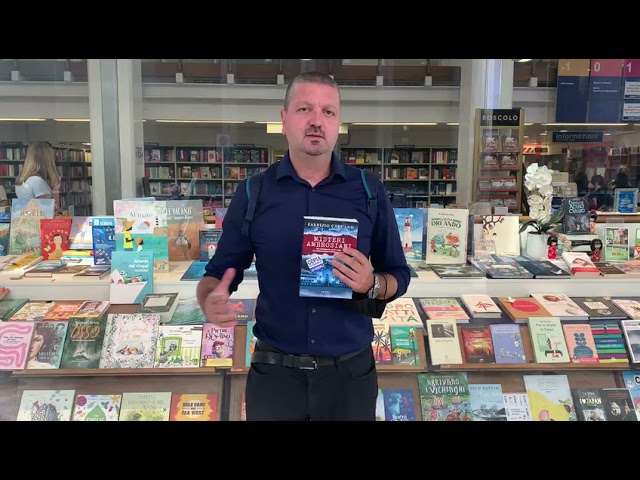 Fabrizio Carcano a Una Ghirlanda di Libri 2021