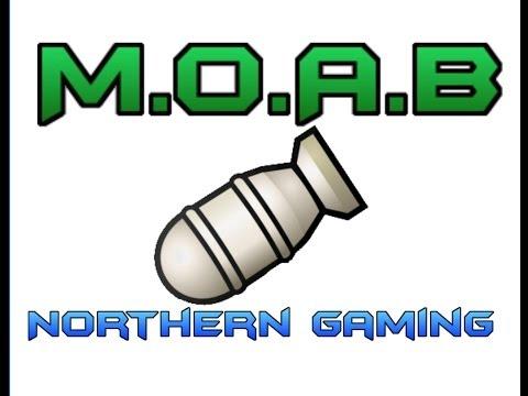 M.O.A.B with UMP45 (Modern Warfare 3) No...