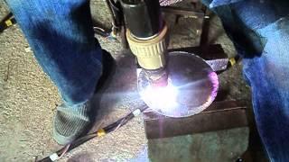 Самодельный плазморез из сварочного инвертора (видео)
