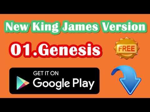 NKJV Audio Bible [1] Genesis (OLD TESTAMENT) New King James Version Bible