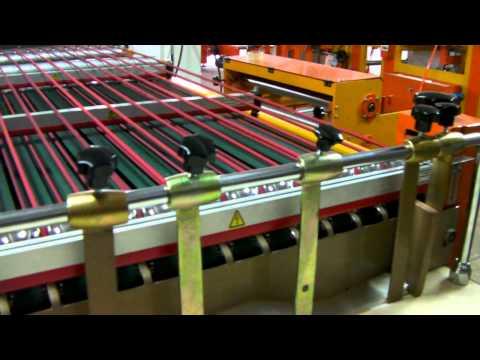 видео: Универсална машина за за тесни пликове