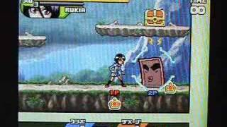 Jump Ultimate Stars Bleach Characters by JoshuaZimmerman