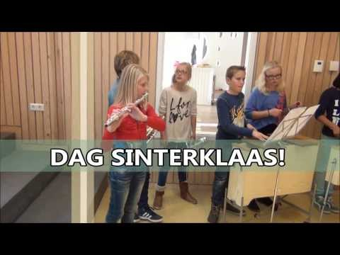 Dag Sinterklaas! (De Sint Cup Song) cbs Het Talent Heerde