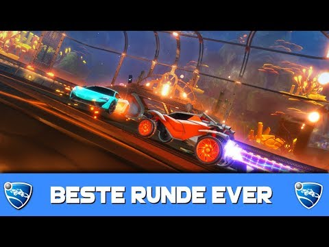 Die BESTE RUNDE aller ZEITEN 🚀 Rocket League German Gameplay thumbnail