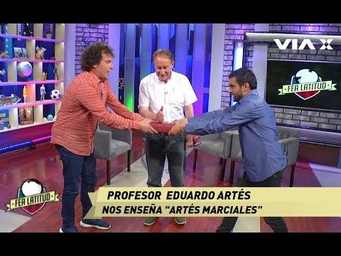 FEA LATITUD #5: Eduardo Artés