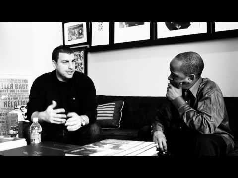 Buckshot Talks With Rob Stone About Being a CEO