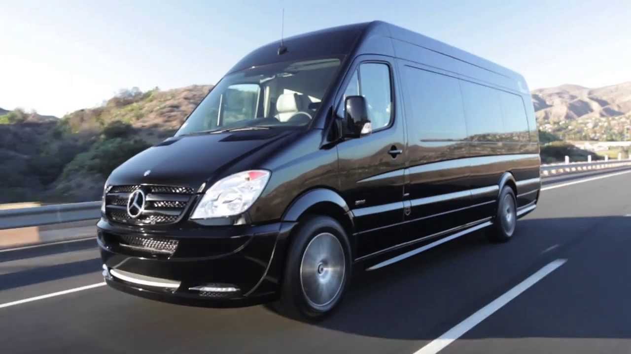 cf503e7a3c Luxurious Mercedes Sprinter Conversion by All Star Customs - YouTube