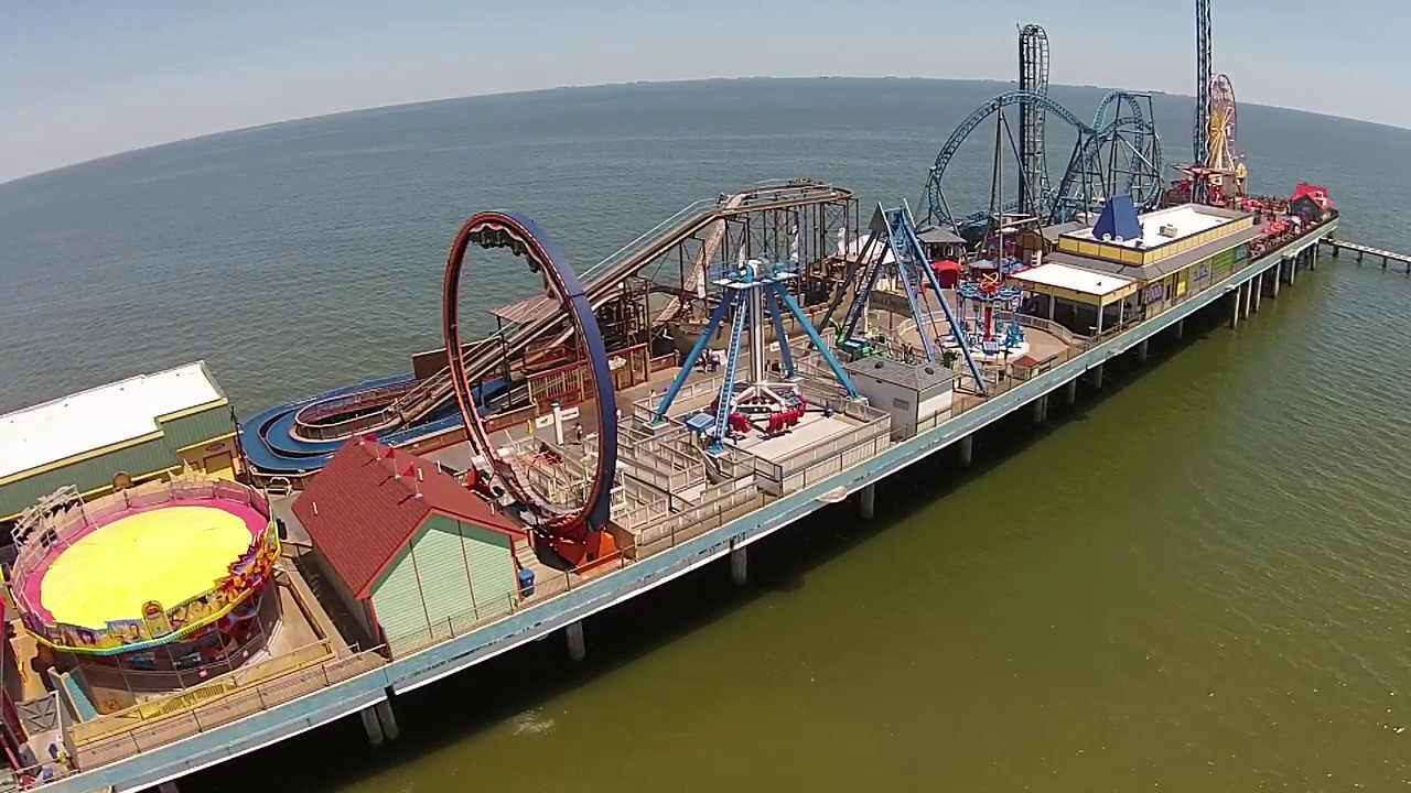 Pleasure Pier Galveston Tv