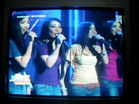 CERCADO SISTERS-MUSIC UPLATE LIVE! ABS-CBN 2