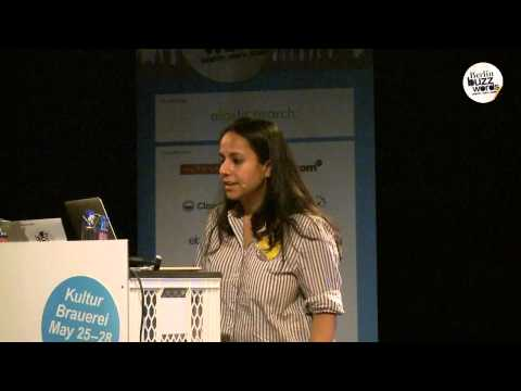 Neha Narula at #bbuzz 2014 on YouTube