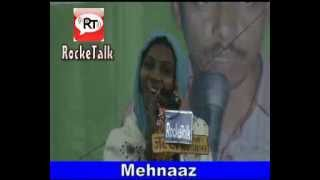 Rukh pher ke wo mer Taraf se Guzar gaye Ghazal by Mehnaaz in  All India  Mushaira Bareilly