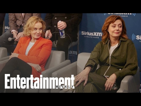 Susan Sarandon & Jessica Lange On Recreating 'Whatever Happened To Baby Jane' | Entertainment Weekly