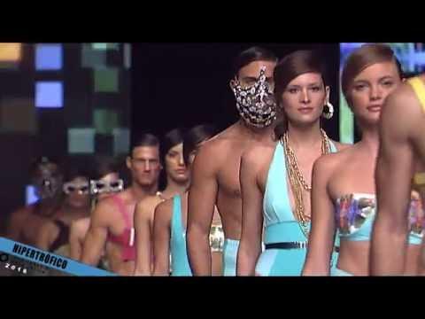Desfile HIPERTROFICO  - Gran Canaria Swimwear Fashion Week 2016 - Moda Cálida