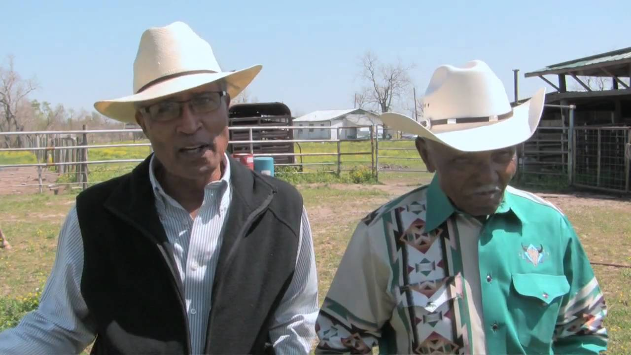 African-American Cowboy - PART 1 - YouTube