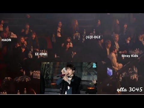 [FULL] (G)IDLE, IZ-ONE, Stray Kids, etc Reaction to iKON_8th Gaon Chart Award 2019