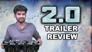 2.0 - Official Trailer Review [Tamil] | Rajinikanth | A R Rahman | Shankar | Upcomin Tamil Movie