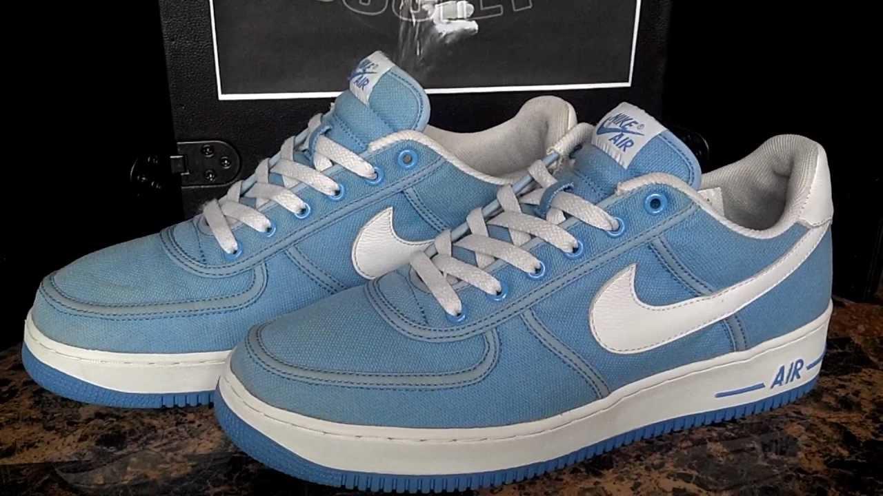 Nike Air Force 1 One Carolina Blue