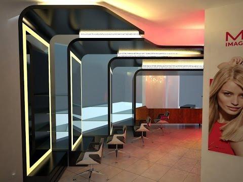 interior design ideas hair salon