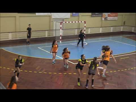 HandLeça Cup 2019: ND Santa Joana - Lagoa AC Juv.Fem.