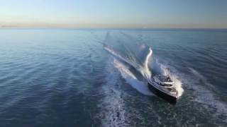 XO boats - carving through the sea with a difference!