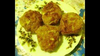 Котлеты без яиц и с кетчонезом)) Очень вкусные и ароматные, ням-ням))