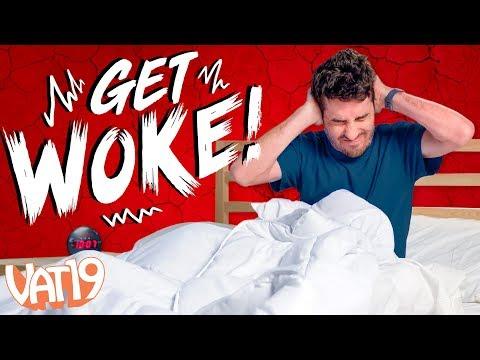 WAKE UP!!! Insane Alarm Clock Is Louder Than a Jackhammer!
