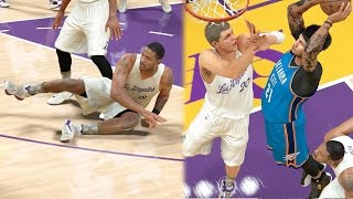 NBA 2k17 MyCAREER - Late Night Revenge! Posterizer Marathon + Back to Back Ankle Breakers! Ep. 149
