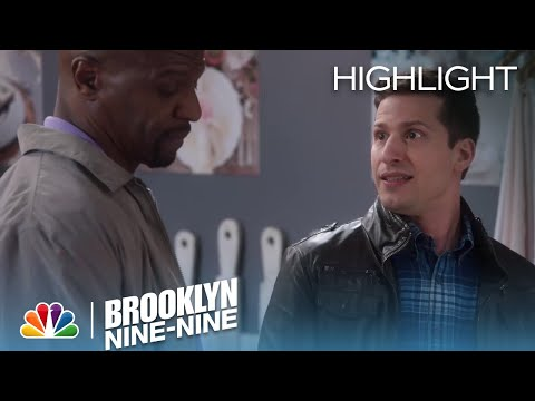 Jake Trust His Gut To Pick A Napkin  Season 5 Ep. 21  BROOKLYN NINENINE