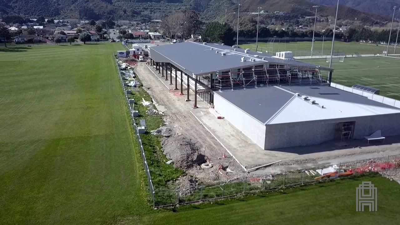 Fraser Park Sportsville Drone Footage