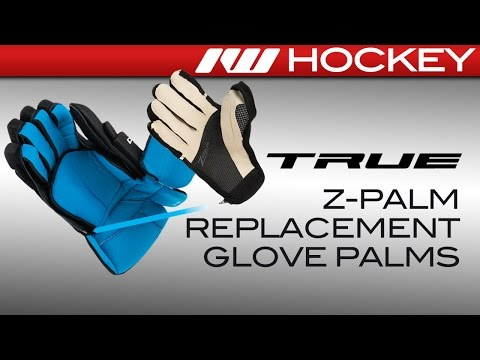 True Z-Palm Replacement Glove Palms - Ice Warehouse