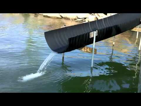 Video Clip Hay Extreme Redneck Backyard Waterslide