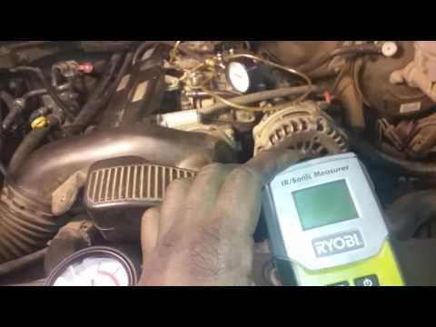 Fix a sudden onset of OBD II DTC P0171 and P0300