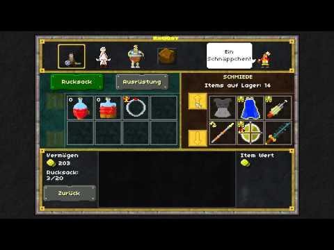 Pixel Heroes Byte & Magic (RPG Hommage Spiel von Headup Games) SnQQby Let's Play #1.4.1 |