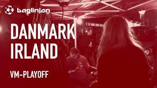 Danmark - Irland (Playoff 2017)