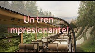 Un tren impresionante! - Vancouver 4 AXM