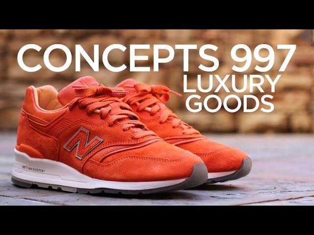 new balance 997 luxury goods