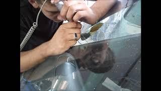ремонт лобового стекла самому за 500 рублей