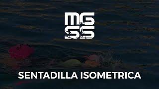 Sentadilla Isometrica