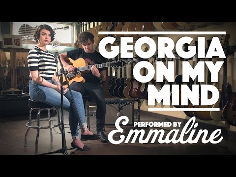 Georgia On My Mind performed by Emmaline