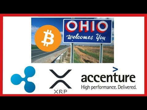 I'm Buying The Dip - Ohio To Accept Bitcoin For Tax Payments - Ripple XRP Accenture Mention