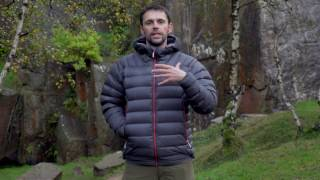 Rab Electron Down Jacket