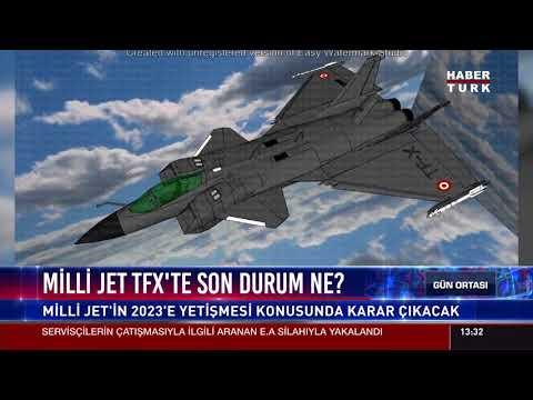 Milli Jet TFX'te son durum ne?